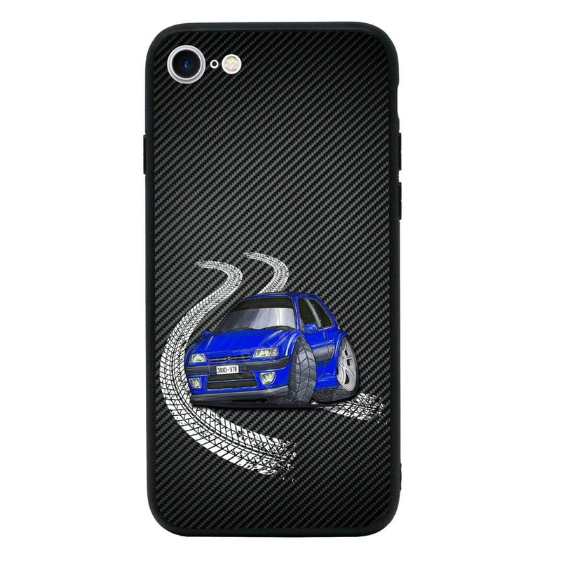 Glass Case Phone Cover for Apple iPhone 6 6s / Car Culture I-Choose Ltd