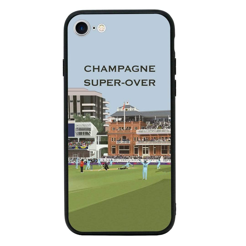 Glass Case Phone Cover for Apple iPhone 6 6s / Cricket I-Choose Ltd