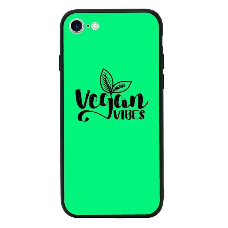 Glass Case Phone Cover for Apple iPhone 6 6s / Vegan I-Choose Ltd