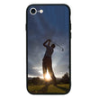 Glass Case Phone Cover for Apple iPhone 7 / Golf I-Choose Ltd