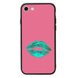 Glass Case Phone Cover for Apple iPhone 7 / Lipstick I-Choose Ltd