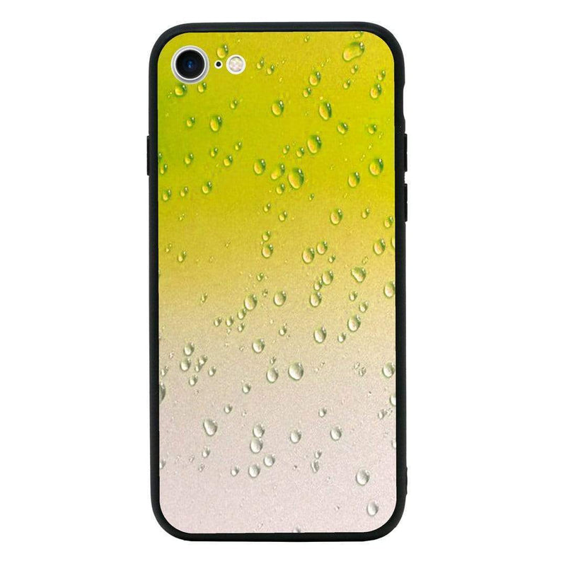 Glass Case Phone Cover for Apple iPhone 7 / Raindrop I-Choose Ltd