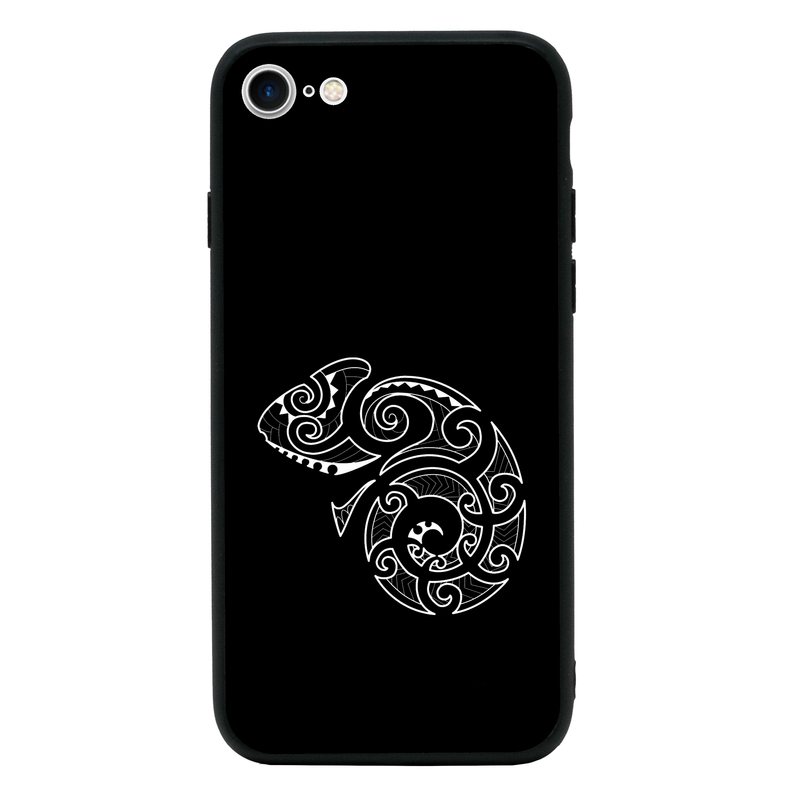 Glass Case Phone Cover for Apple iPhone 7 / Tribal I-Choose Ltd