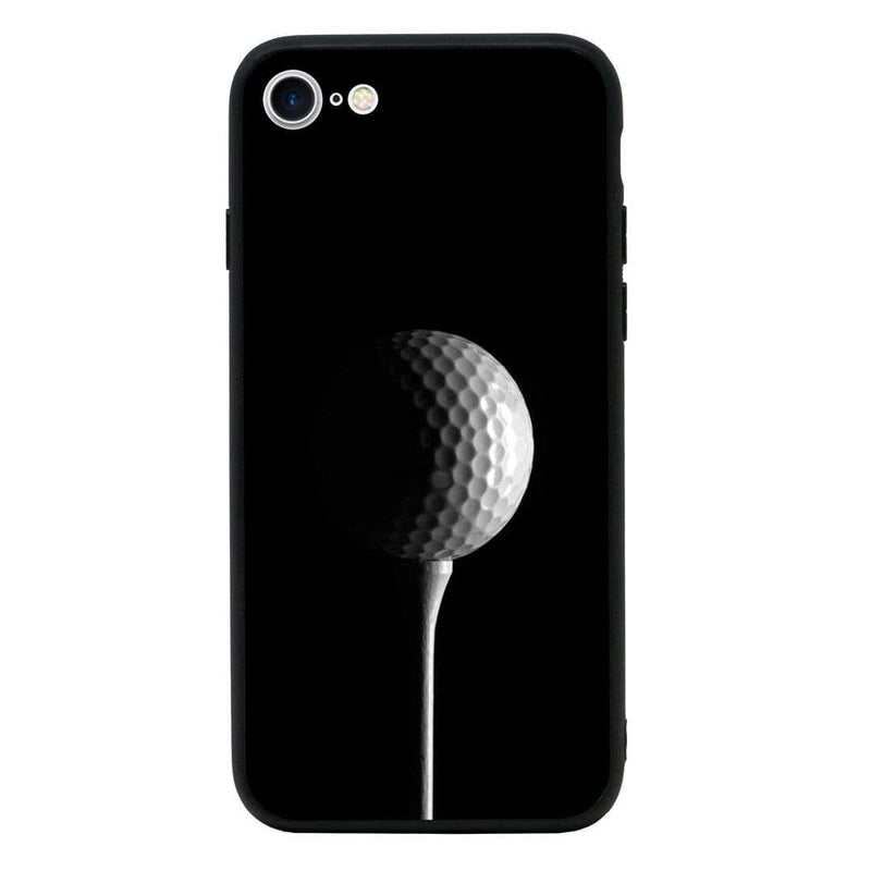 Glass Case Phone Cover for Apple iPhone 8 Plus / Golf I-Choose Ltd