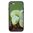 Glass Case Phone Cover for Apple iPhone 8 Plus / Reptile I-Choose Ltd