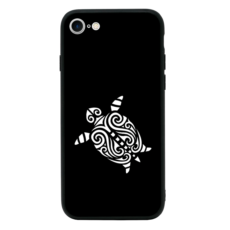 Glass Case Phone Cover for Apple iPhone 8 Plus / Tribal I-Choose Ltd