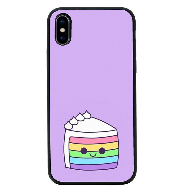 Glass Case Phone Cover for Apple iPhone XR / Cake I-Choose Ltd