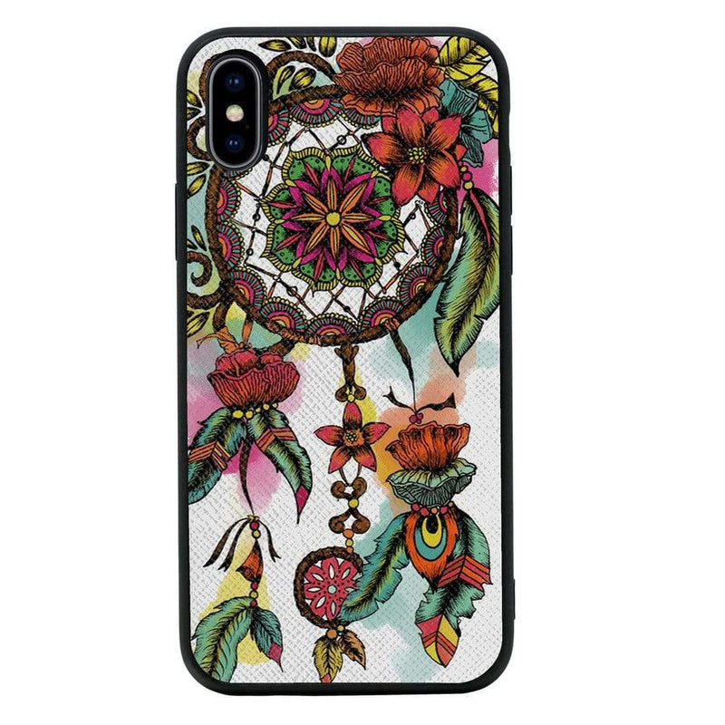 Glass Case Phone Cover for Apple iPhone XR / Dream Catcher I-Choose Ltd