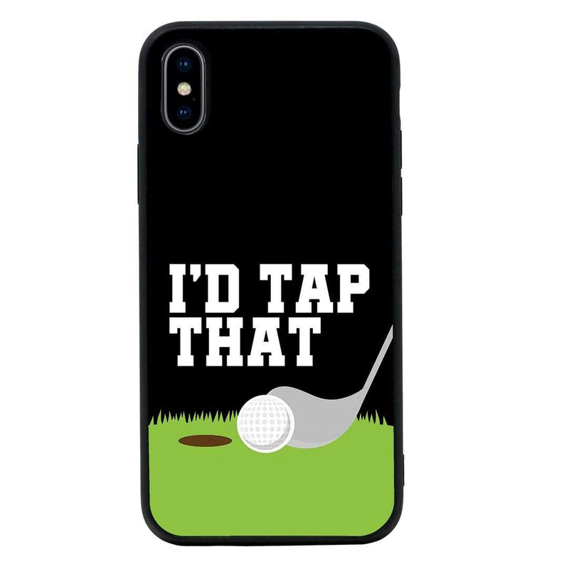 Glass Case Phone Cover for Apple iPhone XR / Golf I-Choose Ltd