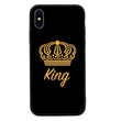 Glass Case Phone Cover for Apple iPhone XR / Royal I-Choose Ltd
