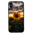 Glass Case Phone Cover for Apple iPhone XR / Sunflower I-Choose Ltd