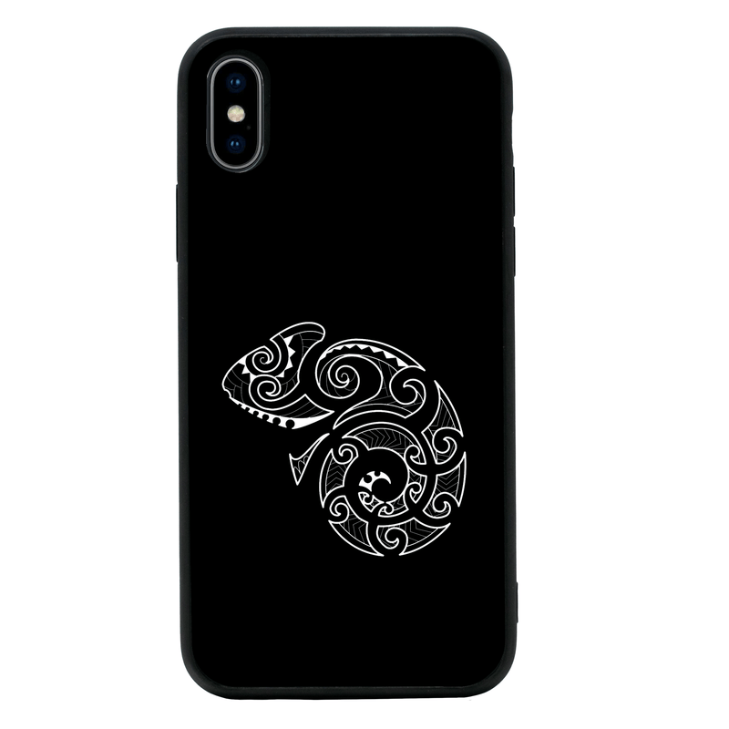 Glass Case Phone Cover for Apple iPhone XR / Tribal I-Choose Ltd