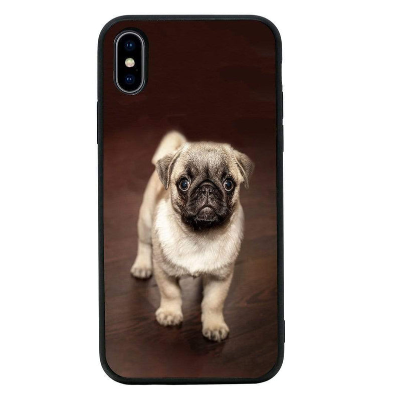 Glass Case Phone Cover for Apple iPhone XS Max / Animals I-Choose Ltd