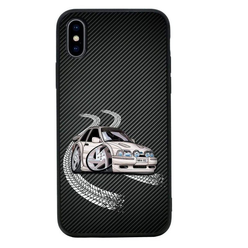 Glass Case Phone Cover for Apple iPhone XS Max / Car Culture I-Choose Ltd