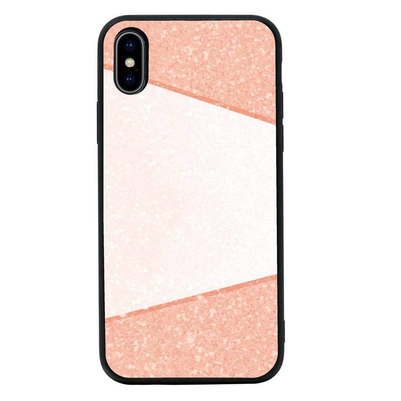 Glass Case Phone Cover for Apple iPhone XS Max / Glitter I-Choose Ltd