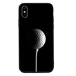 Glass Case Phone Cover for Apple iPhone XS Max / Golf I-Choose Ltd