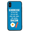 Glass Case Phone Cover for Apple iPhone XS Max / Gym I-Choose Ltd