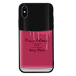 Glass Case Phone Cover for Apple iPhone XS Max / Nail Polish I-Choose Ltd