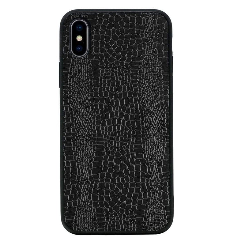 Glass Case Phone Cover for Apple iPhone XS Max / Reptile I-Choose Ltd