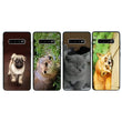 Glass Case Phone Cover for Samsung Galaxy S10 / Animals I-Choose Ltd