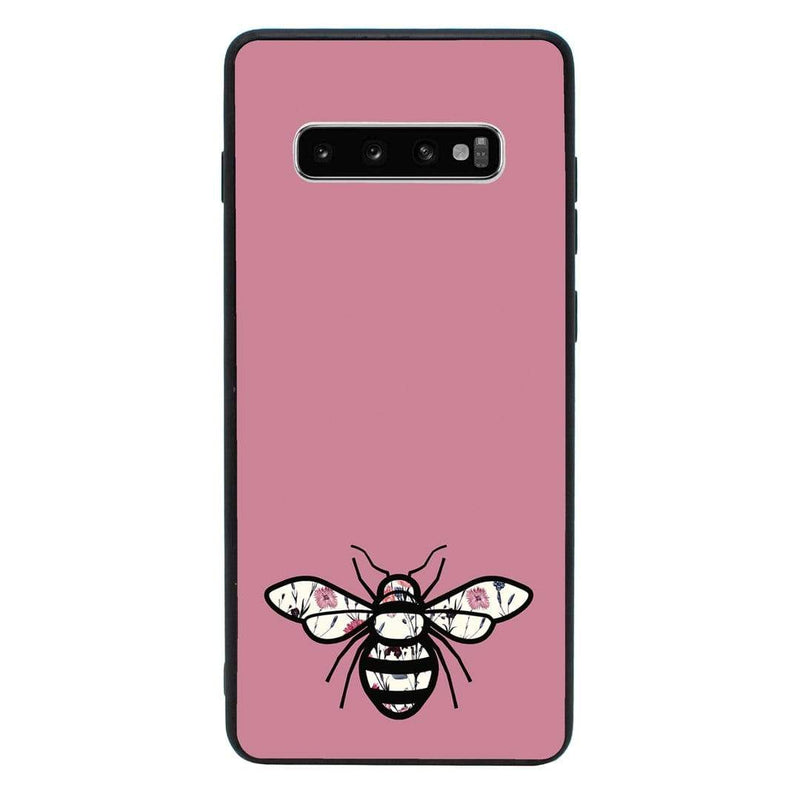 Glass Case Phone Cover for Samsung Galaxy S10 / Bee I-Choose Ltd