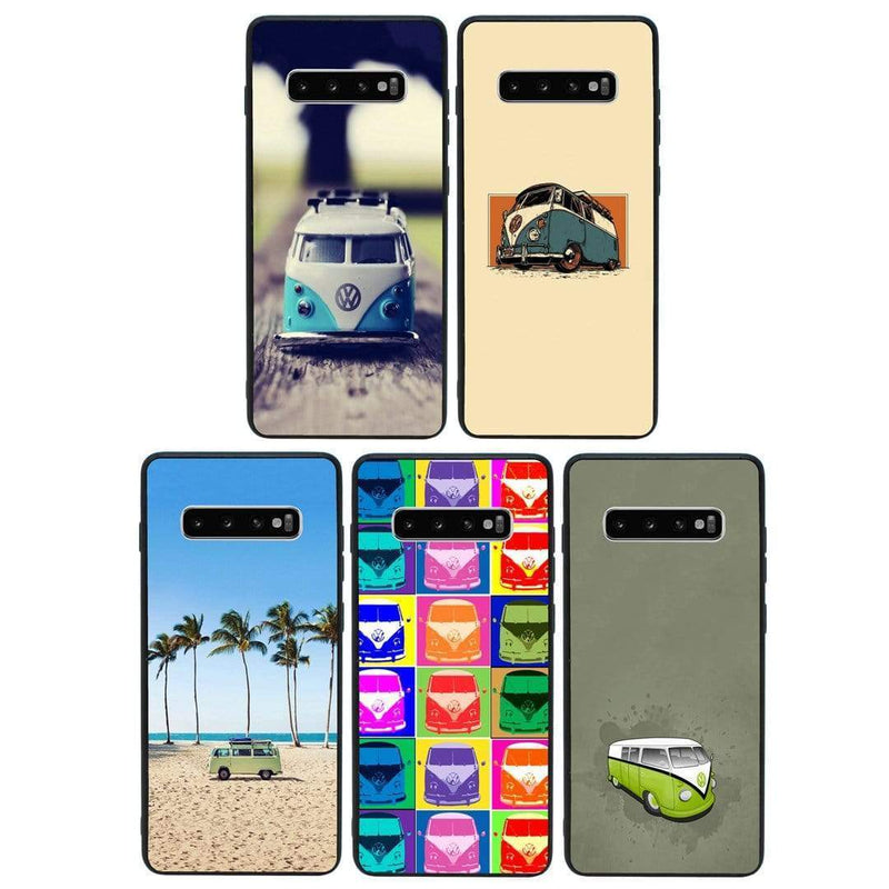 Glass Case Phone Cover for Samsung Galaxy S10 / Camper I-Choose Ltd