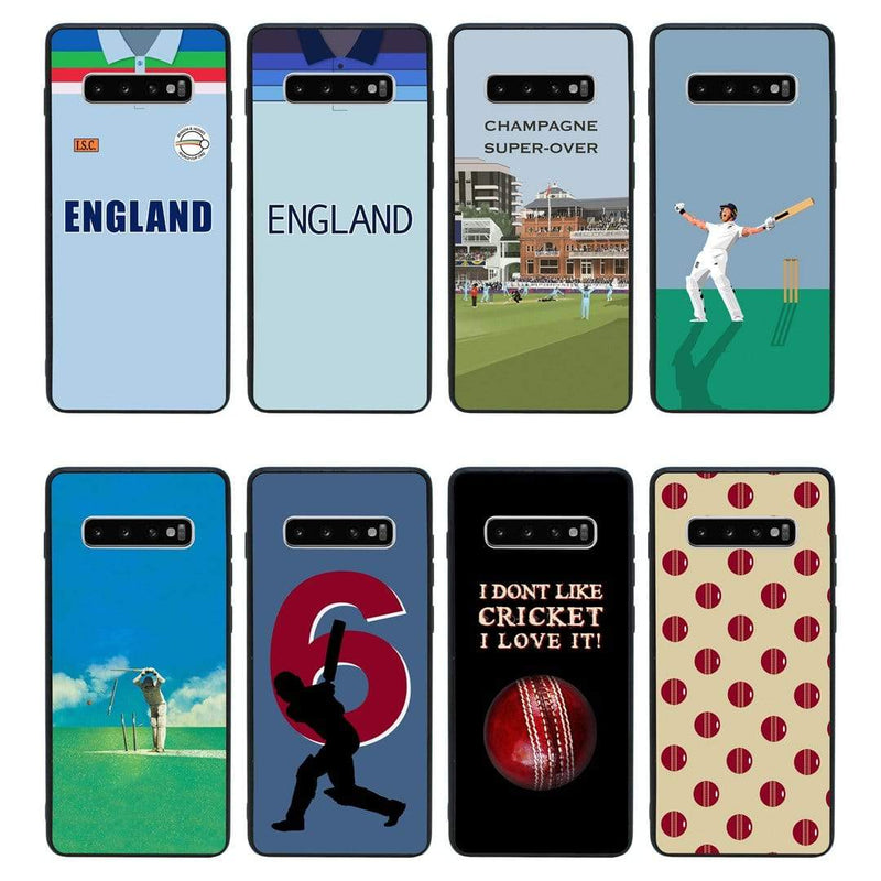 Glass Case Phone Cover for Samsung Galaxy S10 / Cricket I-Choose Ltd