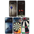 Glass Case Phone Cover for Samsung Galaxy S10 / Darts I-Choose Ltd