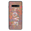 Glass Case Phone Cover for Samsung Galaxy S10 / Graffiti I-Choose Ltd