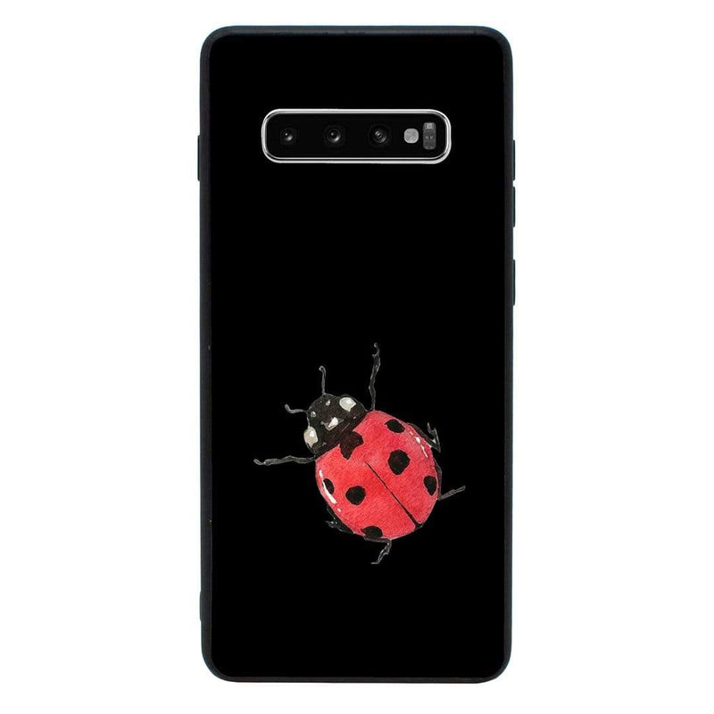 Glass Case Phone Cover for Samsung Galaxy S10 / Insects I-Choose Ltd