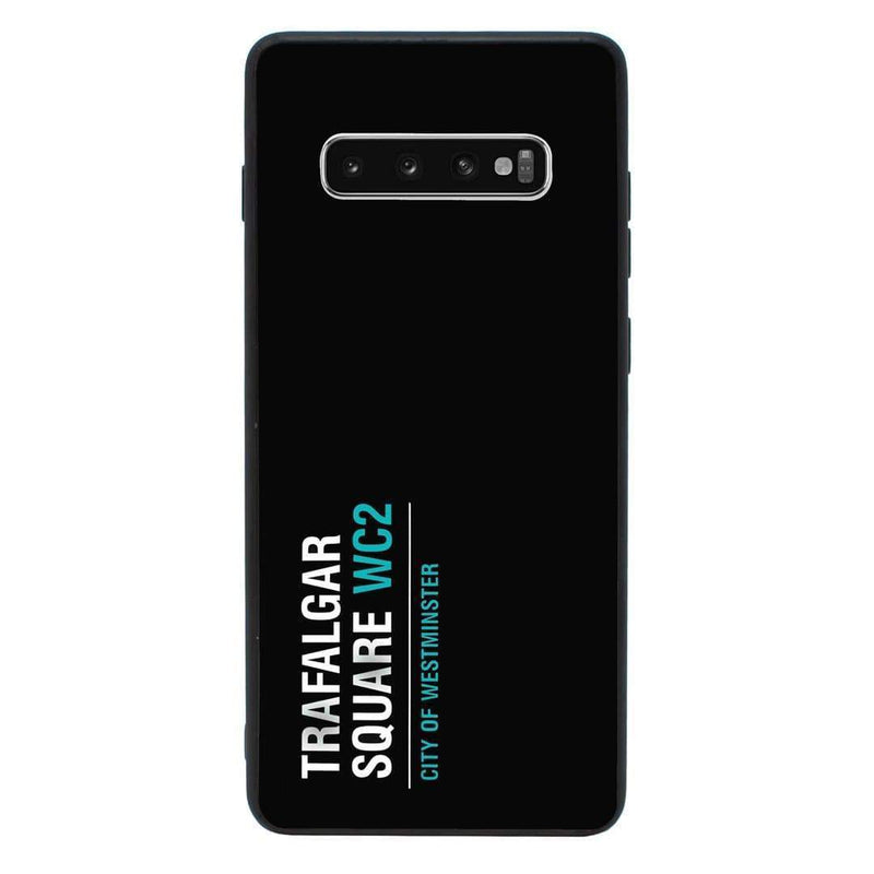 Glass Case Phone Cover for Samsung Galaxy S10 / London I-Choose Ltd