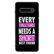 Glass Case Phone Cover for Samsung Galaxy S10 Plus / Best Friends I-Choose Ltd