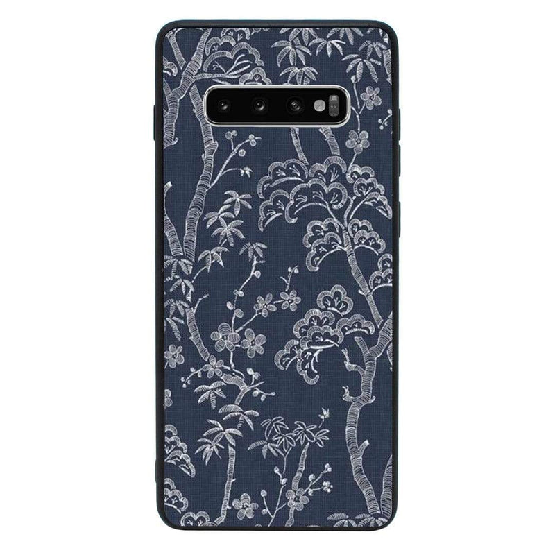 Glass Case Phone Cover for Samsung Galaxy S10 Plus / Bonsai Tree I-Choose Ltd