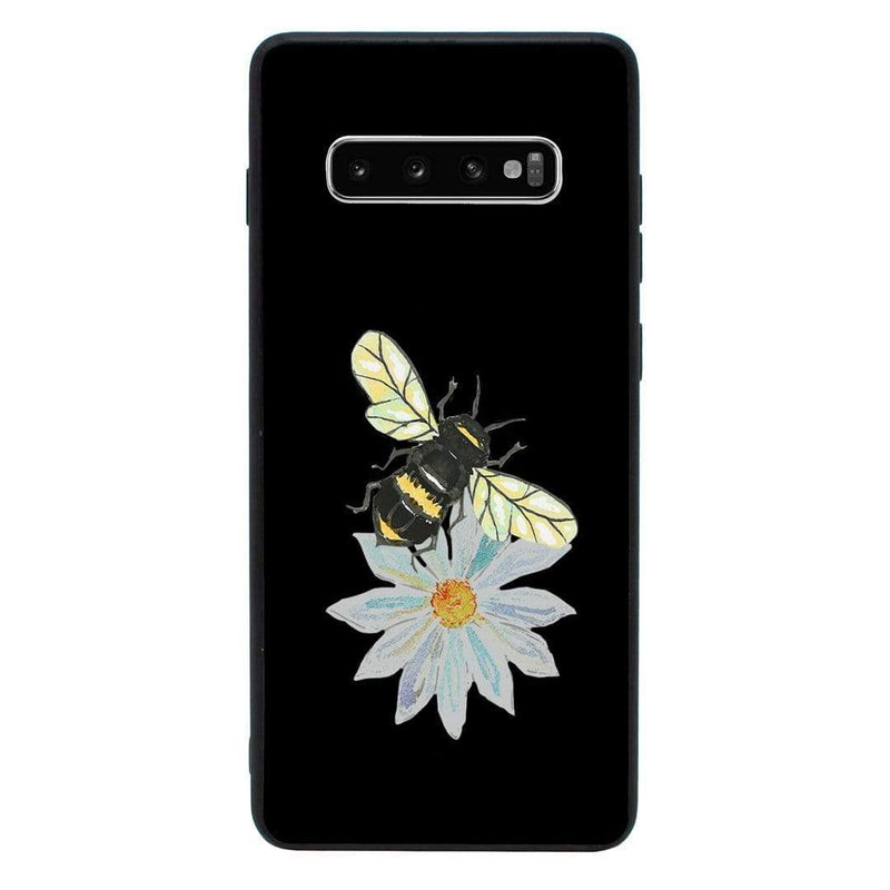 Glass Case Phone Cover for Samsung Galaxy S10 Plus / Insects I-Choose Ltd