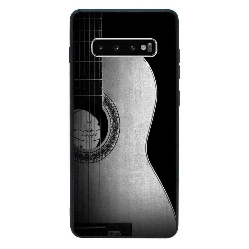 Glass Case Phone Cover for Samsung Galaxy S10 Plus / Instruments I-Choose Ltd