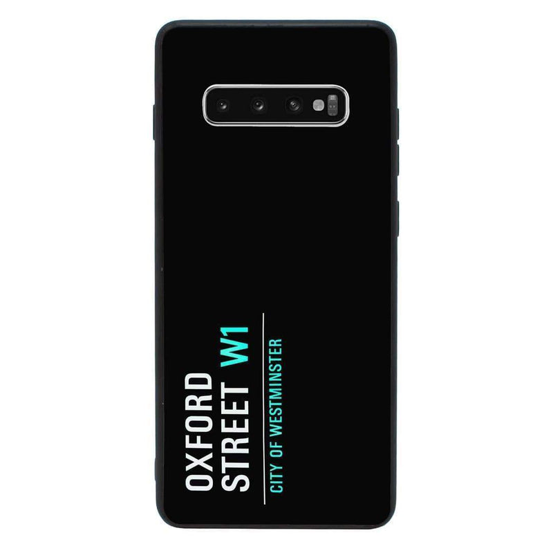 Glass Case Phone Cover for Samsung Galaxy S10 Plus / London I-Choose Ltd