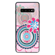 Glass Case Phone Cover for Samsung Galaxy S10 Plus / Mandala I-Choose Ltd