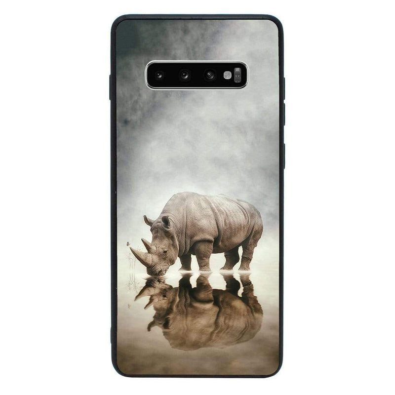 Glass Case Phone Cover for Samsung Galaxy S10 / Safari I-Choose Ltd