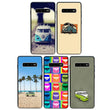 Glass Case Phone Cover for Samsung Galaxy S10E / Camper I-Choose Ltd