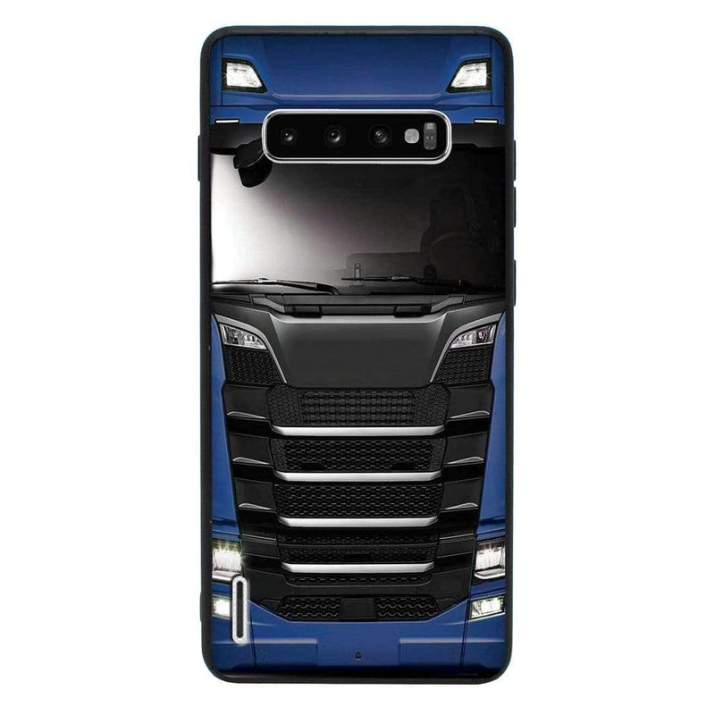 Glass Case Phone Cover for Samsung Galaxy S10E / HGV Truck I-Choose Ltd