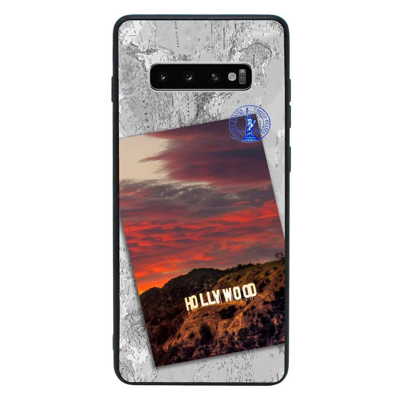 Glass Case Phone Cover for Samsung Galaxy S10E / Landmarks I-Choose Ltd