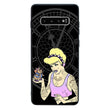 Glass Case Phone Cover for Samsung Galaxy S10E / Tattoo I-Choose Ltd