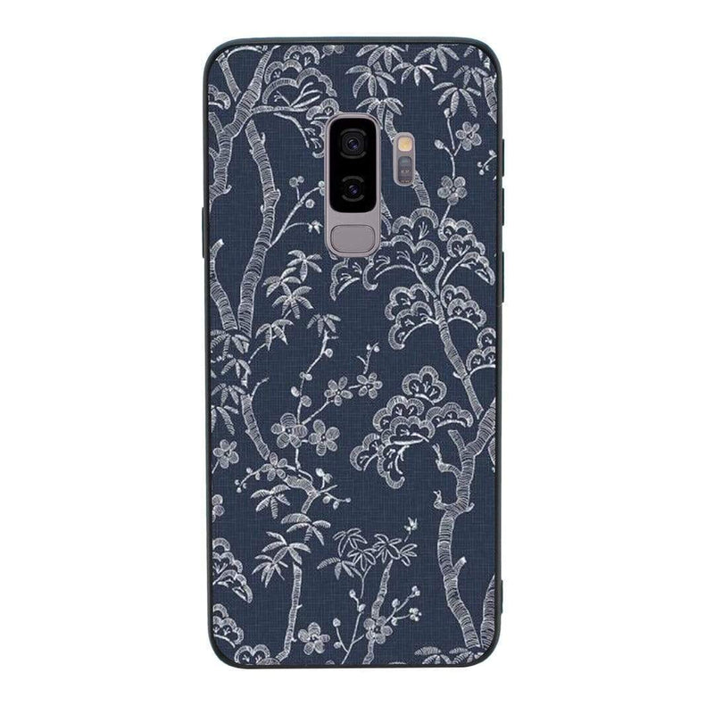 Glass Case Phone Cover for Samsung Galaxy S9 / Bonsai Tree I-Choose Ltd