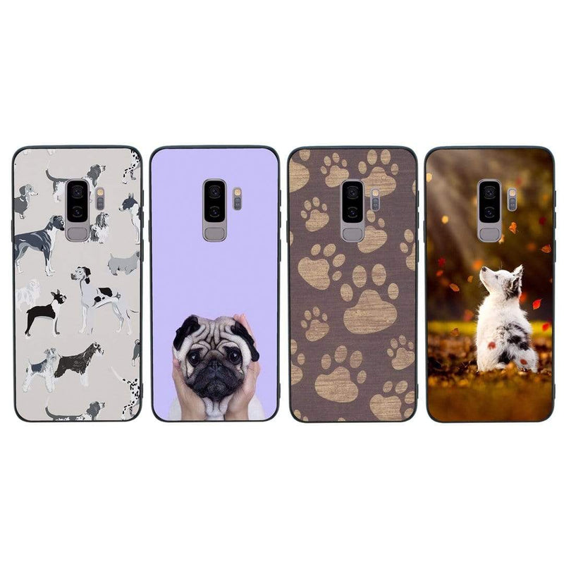 Glass Case Phone Cover for Samsung Galaxy S9 / Dogs I-Choose Ltd