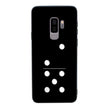 Glass Case Phone Cover for Samsung Galaxy S9 / Dominoes I-Choose Ltd