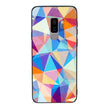 Glass Case Phone Cover for Samsung Galaxy S9 / Geometric I-Choose Ltd