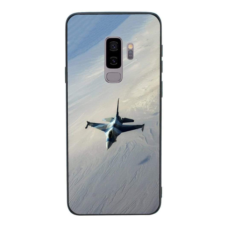 Glass Case Phone Cover for Samsung Galaxy S9 / Planes I-Choose Ltd