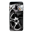 Glass Case Phone Cover for Samsung Galaxy S9 Plus / Alloy Wheel I-Choose Ltd