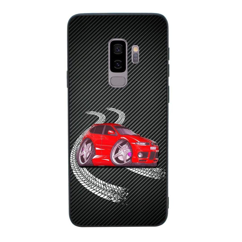 Glass Case Phone Cover for Samsung Galaxy S9 Plus / Car Culture I-Choose Ltd