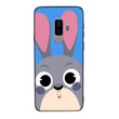 Glass Case Phone Cover for Samsung Galaxy S9 Plus / Funny Animal Quips I-Choose Ltd